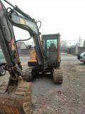 Très bon état de l'EXCAVATEUR VOLVO EC55 mini-excavateur ce55blc