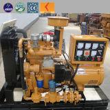 Bois, paille, Sheel Nuts, générateur de gaz de générateur à gaz de biomasse de sciure