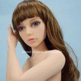 シリコーンの性の人形132cmのロボット日本の口頭日本製アニメ愛人形