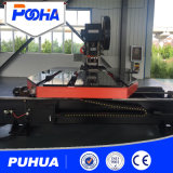 Poinçonneuse de commande numérique par ordinateur de mécanicien de plaque en acier