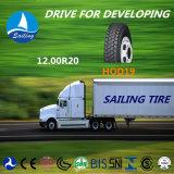 Radial de bus de camion de remorque de chargeur tout le pneu en acier (12.00r20)
