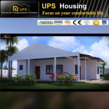 Гибкой дом подгонянная конструкцией горячая гальванизированная стальная передвижная для селитебных домов