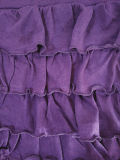 Платье юбки хлопка одежды способа женщин миниое