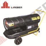 70kw kérosène industrielle chaud chaud ventilateur d'air diesel électrique de chauffage en céramique