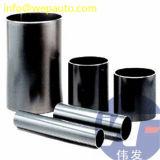 DIN2391 St52 Bksの水圧シリンダはシリンダーはさみ金のための管を砥石で研いだ