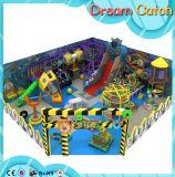 新式のおかしい子供の遊園地、販売のための屋内運動場