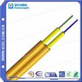 кабель iий Koc волокна 2f оптически двухшпиндельный плоский крытый