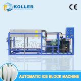 Koller 3 toneladas de hielo de máquina automática Dk30 del bloque