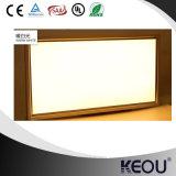 300*600mm 600*1200mm 300*1200mm 36W Embedde 위원회 LED 가벼운 PF0.9 90lm/W CRI80