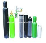 Cilindros de oxigênio médicos com válvulas de índice de pinos Cga870