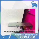 Fábrica de venda direta Roller Heat Press Machine para Sublimation Transfer Roll e Piece