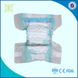Suaves pañales desechables de bebé respirable con gran capacidad de absorción