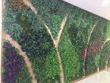 Künstliche Pflanzenwand mit Fabrik-Preis