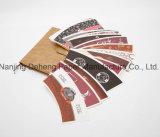 Ventilatore della tazza della carta patinata dell'inchiostro del commestibile con stampa