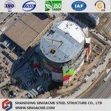 Edifício estrutural de aço Prefab pesado do estádio do esporte do En 1090 grande