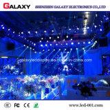 Écran d'intérieur de location polychrome d'Afficheur LED d'intense luminosité pour des événements d'étape