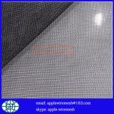 까만 회색 색깔 섬유유리 메시 18X16mesh