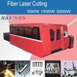 Potencia grande con el cortador del laser de la fibra del GS de Han