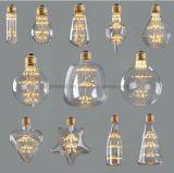 Globo LED série G80 / G125 / G150 decorativo Epistar lâmpada LED 3W