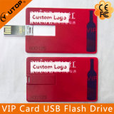 Penna del USB della carta di credito dell'azionamento dell'istantaneo del regalo di società (YT-3101)