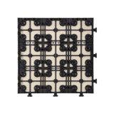 非フォーシャンJiabangの銘柄低価格のスリップによって中断される艶をかけられた陶磁器の床のカーペットのタイル30X30cm