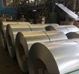 De acero galvanizada/galvanizó la tira de acero/el acero galvanizado en bobinas/la hoja de acero