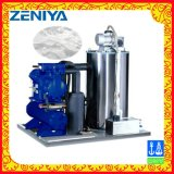 Máquina de gelo de flocos de garantia da máquina de gelo para a indústria alimentar