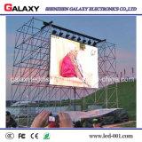Risparmio di energia esterno/dell'interno che fonde sotto pressione di cartello locativo dello schermo di visualizzazione del LED di colore completo P3.91, P4.81, P5.95, P6.25, P5.68 per fare pubblicità