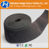 Crochet et bande élastiques en nylon de boucle pour des chaussures et Chothes