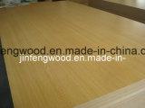 ISO9000: 2008의 증명서 중국 오크 색깔 멜라민 MDF