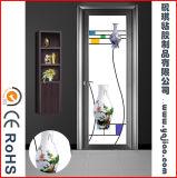 유리제 문 및 Windows의 자동 접착 정전기 장식적인 필름