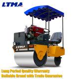 Ltmaのブランドの最もよい条件- 1のトンの販売のための小さい道ローラー