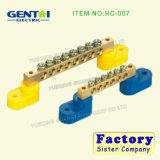 6*9 en 8*12mm Dinrail die EindBlok voor de Doos van de Distributie opzetten