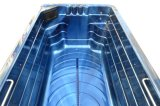 Piscine sans fin avec jacuzzi SPA Massage Swim SPA