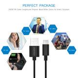 高品質のSamsungのアンドロイドのための速い充電器の磁石USBケーブル