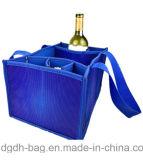 Het populairste Bier van de Zegel van het Af:drukken van de Douane Gouden kan de Koeler van de Fles van de Zak bevriezen