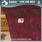 의복 안대기를 위한 얇은 폴리에스테 자카드 직물 직물