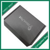 Heißer stempelnder silberne Folien-Innere gedruckter Geschenk-verpackender Papierkasten