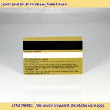 Hico / 2750OE Carte à rayures magnétiques avec impression couleur 5 pour membre VIP