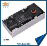 Шарниры пола заволакивания нержавеющей стали для стеклянной оптовой продажи двери (FS-106)