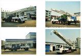 il camion della piattaforma di produzione di 200m, camion ha montato la piattaforma di produzione
