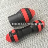 Conetores Burry diretos para Microducts com diâmetro exterior/interno 12/8mm e 7/4 de milímetro