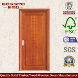 Популярная дверь MDF деревянная нутряная (GSP8-026)