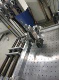 Brecha Asynchronization Máquina de corte con la estación de corte ajustable