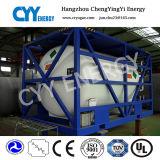 Recipiente do tanque de armazenamento do combustível do Lar Lco2 de Lin do Lox de GNL da alta qualidade