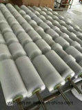摩耗の織物印刷の革のための抵抗力があるクリーニングブラシのローラー
