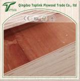 Espessura do mais baixo preço 6mm madeira compensada pressionada quente de duas vezes para o mercado de Filipinas