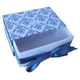 郵送物の容易な折りたたみのための折りたたみボックス