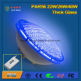 IP68 Waterproof Thick Glass 40W PAR56 LED Pool Lamp
