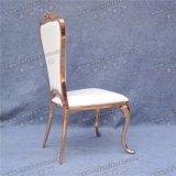 現代新しいデザイン金の管のステンレス鋼の椅子(YC-SS31)